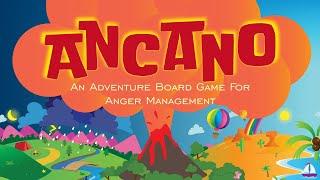 Ancano - Exploring ins+outs oḟ your anger   Lan Lan Yoga   Launching on Kickstarter   Aug 31, 2021