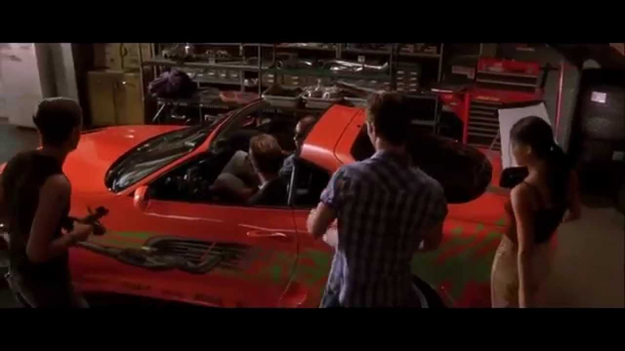 paul walker driven 39 fast and the furious 39 car up for sale youtube. Black Bedroom Furniture Sets. Home Design Ideas