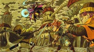 Chrono Trigger - Super Nintendo o Playstation o Nintendo DS - OP [PS1 y DS versión]