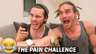 THE PAIN CHALLENGE!