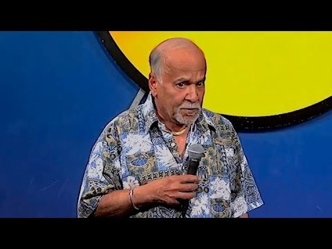 Gerry Bednob  The 1200 Pound Woman Stand Up Comedy