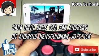 Cara Main Game GTA San Andreas di Android Menggunakan Joystick