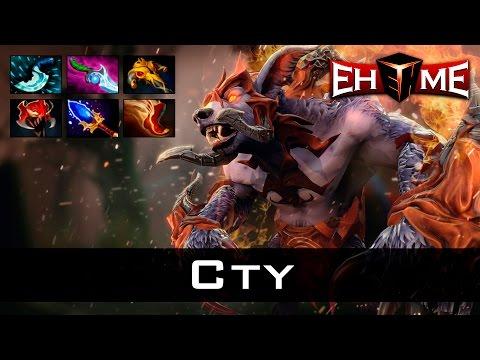 Dota 2 - Cty Ursa - MarsTV EHOME vs EG