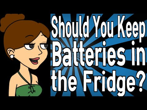 Should You Keep Batteries in the Fridge?