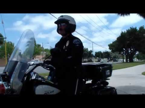 Torrance Police Officer is Mistaken Bacon