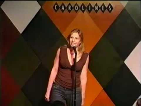 Julie Marcus Stand-up at Caroline's On Broadway