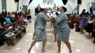 COREOGRAFIA TODO PODEROSO 20 08 2011