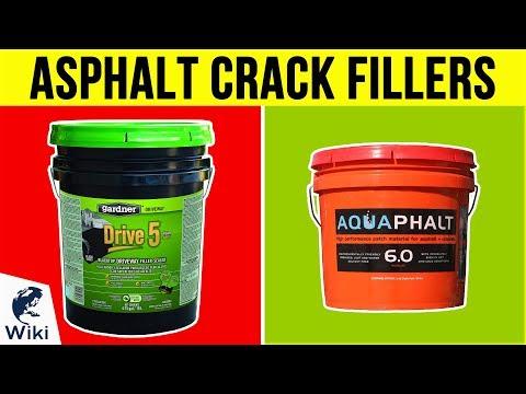 10 Best Asphalt Crack Fillers 2019