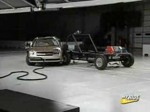 Crash Test Award: 2006 Chevrolet Malibu