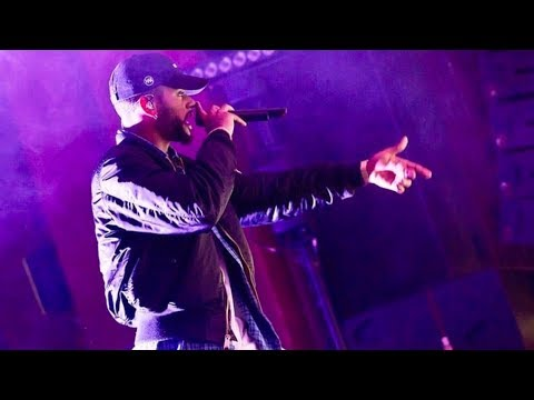 Bryson Tiller kicks off his tour in Atlanta by bringing out 21 Savage, Young Thug, Rick Ross & more