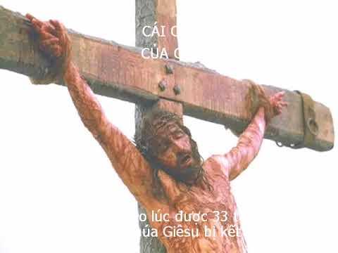 Cái Chết theo Khoa Học của Chúa Giêsu