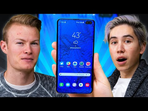 First Look At The Samsung Galaxy S10 - This Will Change The World