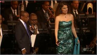 Gambar cover Roberta Gambarini & Kenny Washington - Almost like being in love