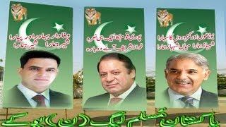 Mian Nawaz Sharif Praying for Imran Khan at Liaqat Bagh Rawalpindi Jalsa