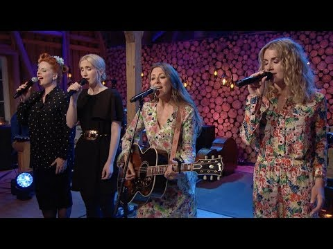 Silya Nymoen, Christel Alsos, Claudia Scott & Tone Damli - Bye Bye Love (Hver gang vi møtes 2018)