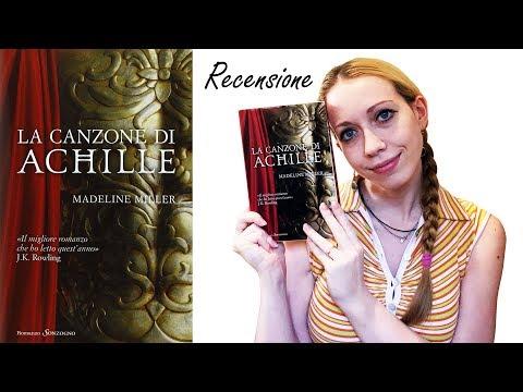 LA CANZONE DI ACHILLE di Madeline Miller 💓 Un amore epico