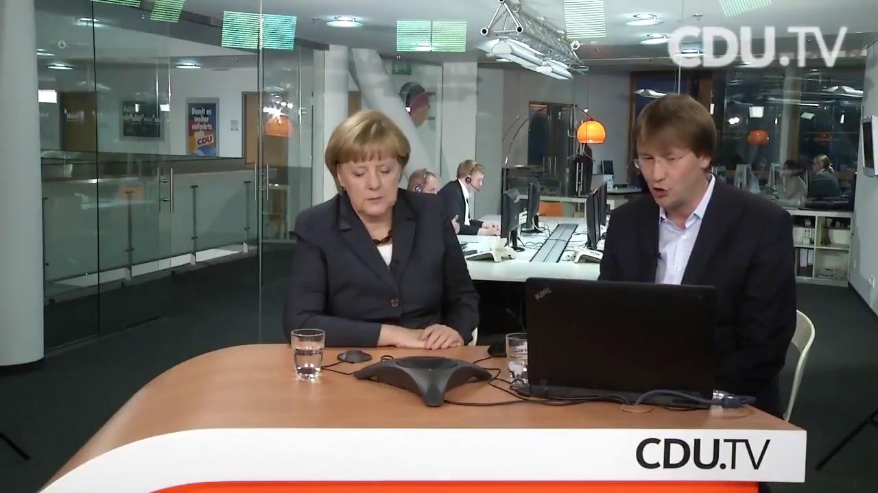 Merkel Live