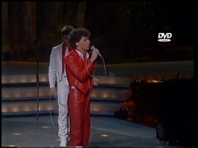 Pecos - Hablame de ti (En directo Viña del Mar 1982)
