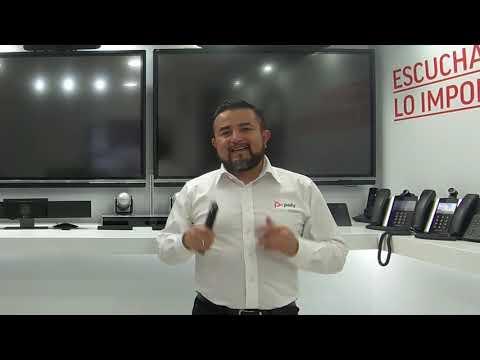 Poly Studio USB Conversation Mode - ES