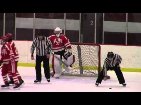 NCCS - Saranac Lake Hockey Q-Final  2-23-16