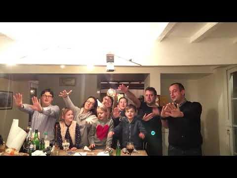 The Friends celebrating Ingeborg #gratitude