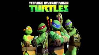 TMNT 2012 OST Frenemies