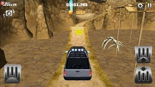 Mountain Climb 4x4 / Offroad Truck Driving / Red Monster / Android Gameplay FHD #3