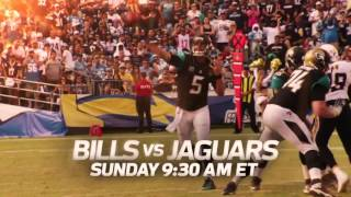 Bills vs. Jaguars (10/25) | Yahoo! Livestream Preview | NFL