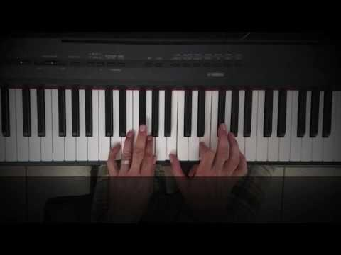 Piano Tutorial /God is Here