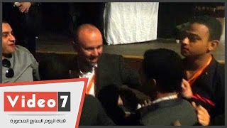 فريد زهران يفوز برئاسة حرب المصرى الديمقراطى وباسم كامل نائبا له