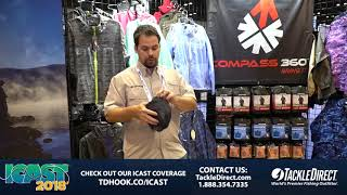Compass 360 Ultra Pack Jackets at ICAST 2018