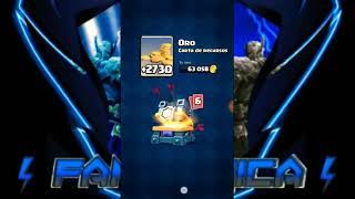 Clash royale-3 clans war chests opening