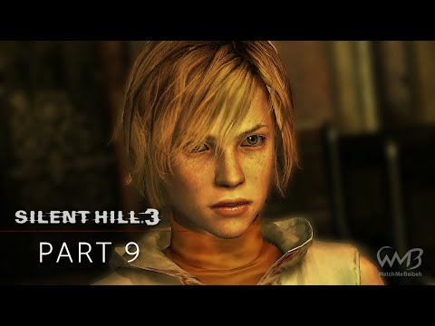 Silent Hill 3 - Walkthrough Part 9 - Chapel / Church (Hard)