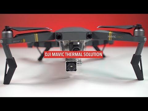 DJI MAVIC FLIR THERMAL SOLUTION!