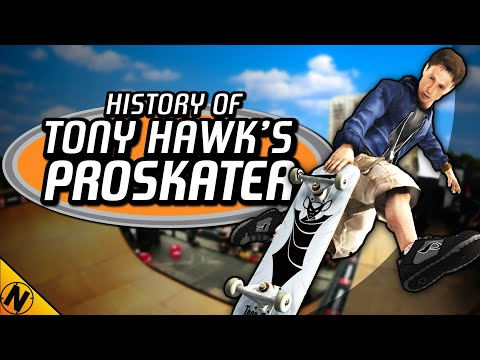 History of Tony Hawk's Pro Skater (1999 - 2015)