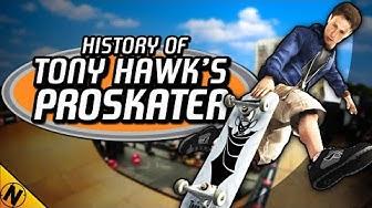History of Tony Hawk's Pro Skater (1999 - 2015)