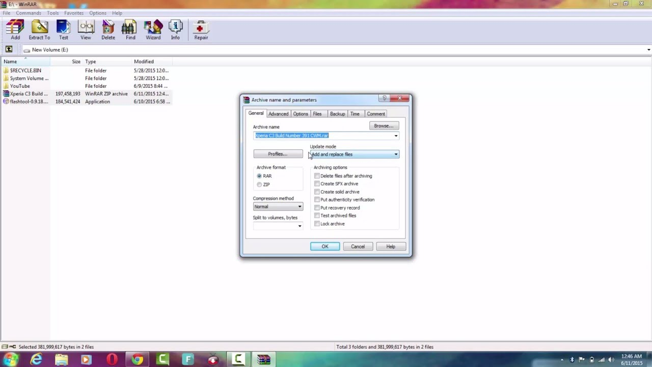 How To Use WinRAR Application! (for Windows)