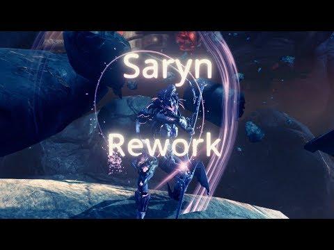 Saryn Rework Overview Update 22.20.0