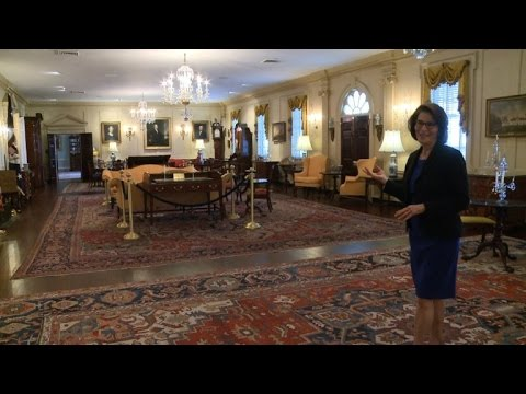 The Art Of Diplomacy: Inside The US State Department Rooms