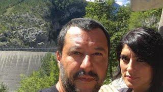 'Matteo Salvini è un orso ma...', Elisa Isoardi e la confessione sul suo fidanzato: cos'ha svelato