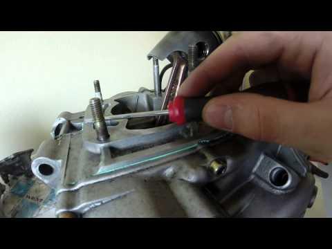 [Aprilia RS - Rotax 122] Top end engine rebuild