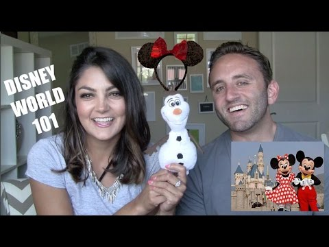 Disney World 101 | Tips & Recommendations + Disney Haul!