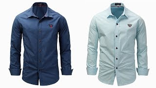 Best Mens Long Sleeve Shirts - new cotton casual shirts
