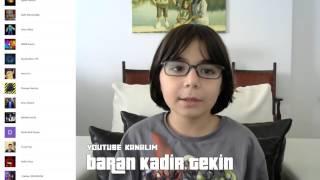 Baran Kadir Tekin 1000 Abone Özel Yayın Vlog  BKT