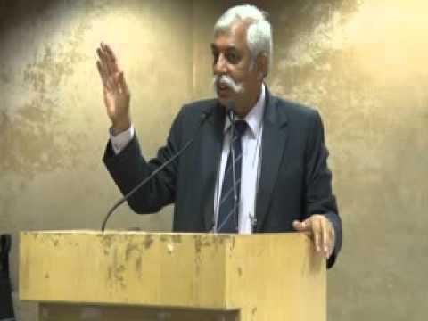 Gen G D Bakshi in Citizen 4 Forces Seminar on Intellectual Terrorism Part 1