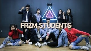 Finesse Remix Feat. Cardi B - Bruno Mars | FRZM Students Choreography