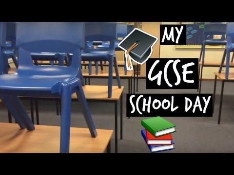 Average school day in Year 11
