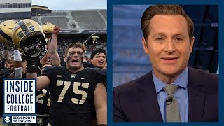 Navy vs Army preview 12/08 | Inside College Football
