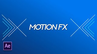 *FREE*2D Text Animation Reveal(Ae Template) Motion Fx