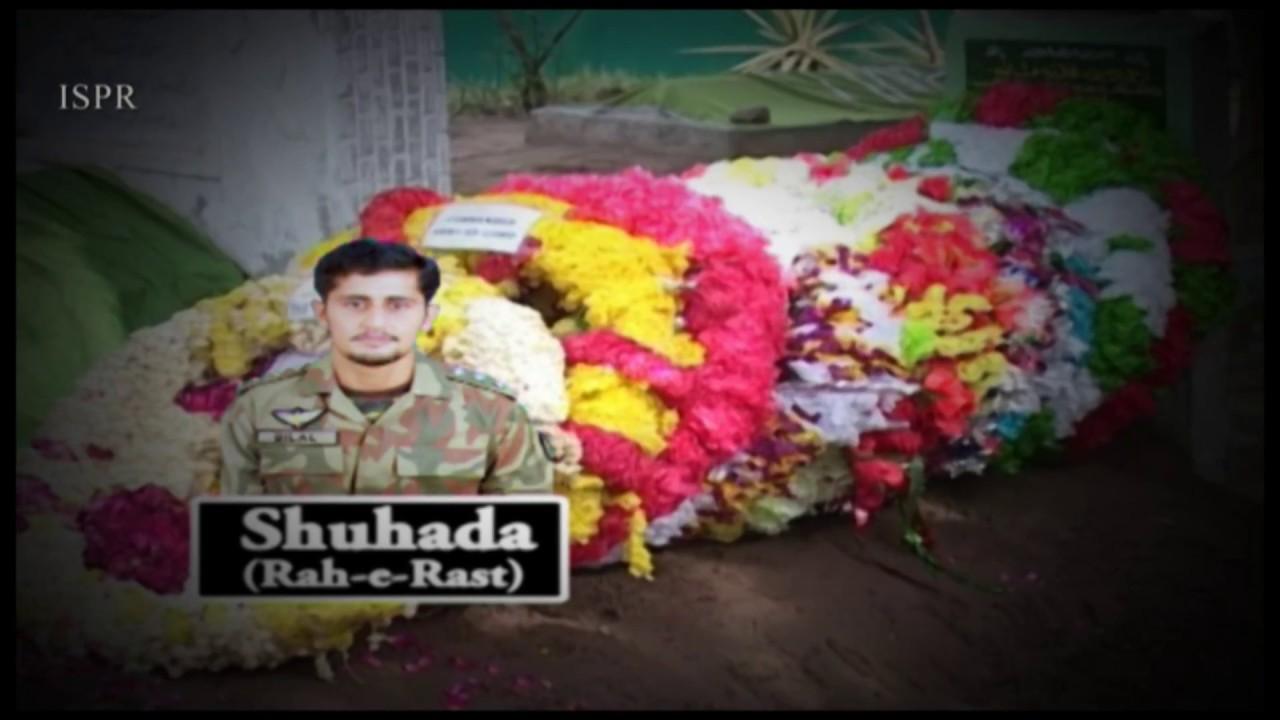 Aye Watan Hum Hain Teri Shama ke Parwanon Main | Masood Rana (ISPR Official Video)